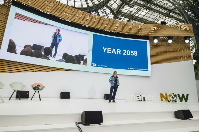 ChangeNOW 2020 - 30 January 2020 - Paris, France - Image copyright Dan Taylor dan@dantaylorphotography.com-285-min